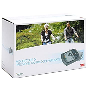 3M Oregon Scientific RH001012396 - Tensiómetro con voz: Amazon.es: Salud y cuidado personal
