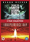 The Day The Earth Stood Still / Independence Day [DVD]