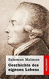 Geschichte des Eigenen Lebens, Salomon Maimon, 148404939X