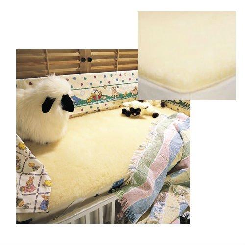 QBC Bundled SnugFleece SnugSoft Imperial Crib Size 28 x 52 in. - Plus Free QBC eGuide, The Power of Wool