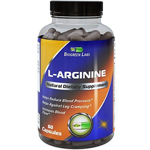 Best time to take l arginine