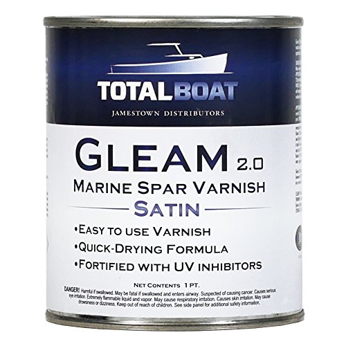 TotalBoat Gleam Spar Varnish