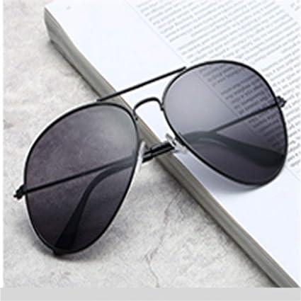 Amazon.com: ZCF Gafas de sol hembra marea nueva cara redonda ...