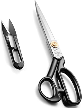 "10/"" TAILOR  HEAVY DUTY INDUSTRIAL DRESSMAKING SHEARS  SCISSORS"