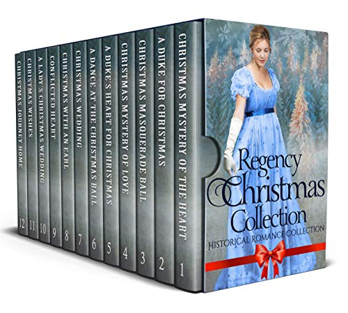 Regency Christmas Collection: Historical Romance Collection