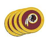 NFL Washington Redskins Neoprene Ring of Honor Coasters, Set of 4