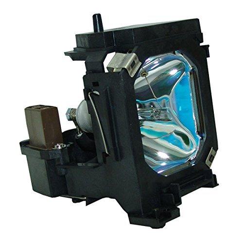 ELPLP12 V13H010L12 Lamp for Epson EMP-7700 EMP-5600 EMP-7600 PowerLite 5600p/PowerLite 7600p/PowerLite 7700p Projector Bulb -