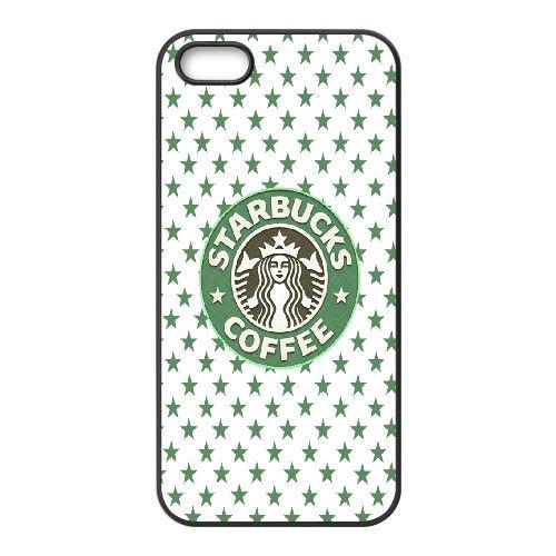 Vert Starbucks FV16NM6 coque iPhone 5 5s téléphone cellulaire cas coque I7IQ4S7WT