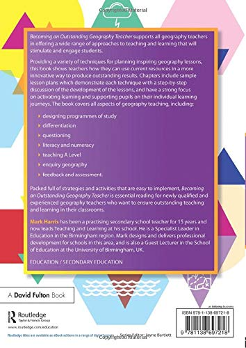 Becoming an Outstanding Geography Teacher (Becoming an Outstanding