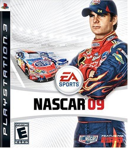 Nascar 09 - Playstation - Driver Ps3 Game