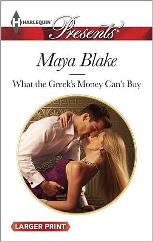Äänikirjojen lataaminen iPodiin ilmaiseksi What the Greek's Money Can't Buy (Harlequin LP Presents The Untamable Greeks) PDF 0373137133 by Maya Blake