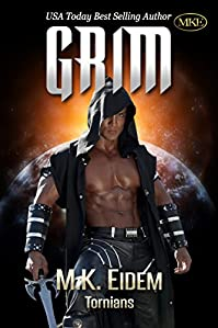 Grim by M.K. Eidem ebook deal