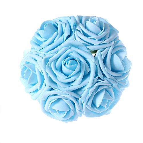 flowers blue - 2