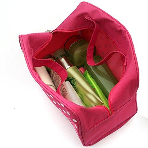 19b2f5fcdeca Multifunctional Handbag,Portable Entrancing Travel Cosmetic Bag ...