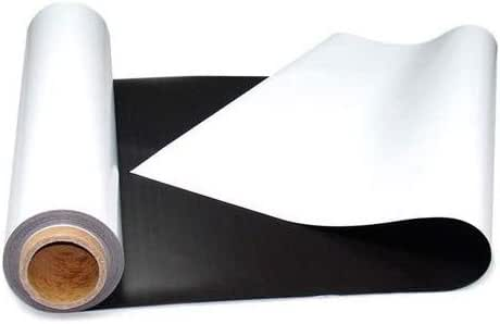 Grupo K-2 Bobina Iman Imprimible Flexible 30m: Amazon.es: Oficina ...