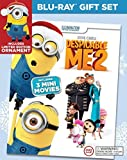 Despicable Me 2 Limited Edition Ornament Gift Set (Blu-ray + DVD + Digital HD) by Universal Studios