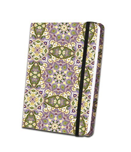 Patterned Satin Journal (Thunder Bay ()