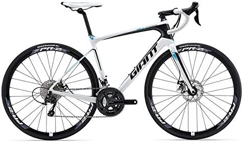 GIANT Defy Advanced 2 Ltd 28 Pulgadas Bicicleta Color Blanco/Negro ...