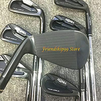 PDHH New Golf Irons Honma Tw737P Black Golf Clubs 3-11.Sw ...