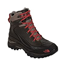 Men's The North Face Chilkat Tech Boots US 9 Brown Gore Tex