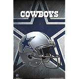 "Trends International Dallas Cowboys Helmet Wall Poster 22.375"" x 34"""