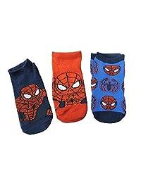 Spiderman Kids 3 pack Socks, size 2T-4T