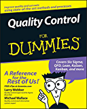 Quality Control for Dummies