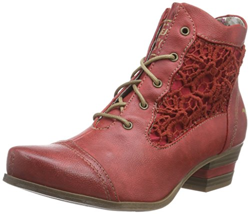 1187 Bottes Rot Rouge 5 5 501 Classiques Mustang Femme SOwWnq1Pq7