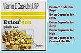 50 Evion Vitamin E Capsules For