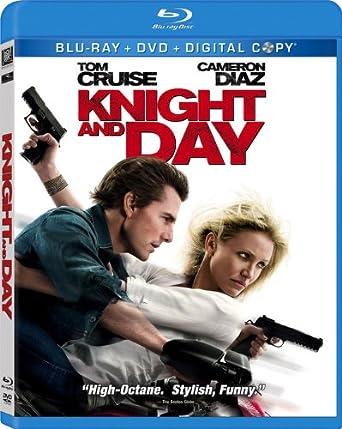6a1e190b8e Amazon.com  Knight and Day (Three-Disc Blu-ray DVD Combo+ Digital ...