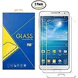 [2 Pack] Pellicola Vetro Temperato Samsung Galaxy Note 3 SM-N9005 / N9000 / 9005 / 9000 - Schermo Antiurto Antigraffio