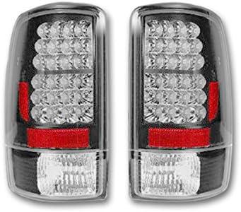 Recon 264187BK LED Tail Lights