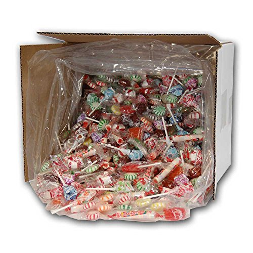 Hard Candy, Lollipop and Smarties Mix 30 lb case