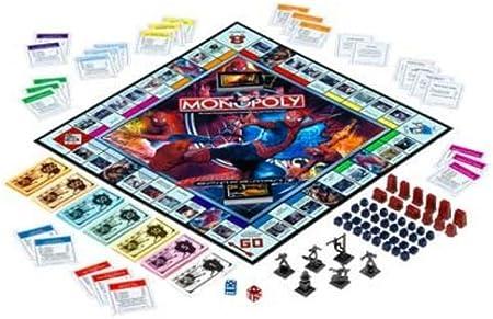 Monopoly: Spider-Man: Amazon.es: Juguetes y juegos