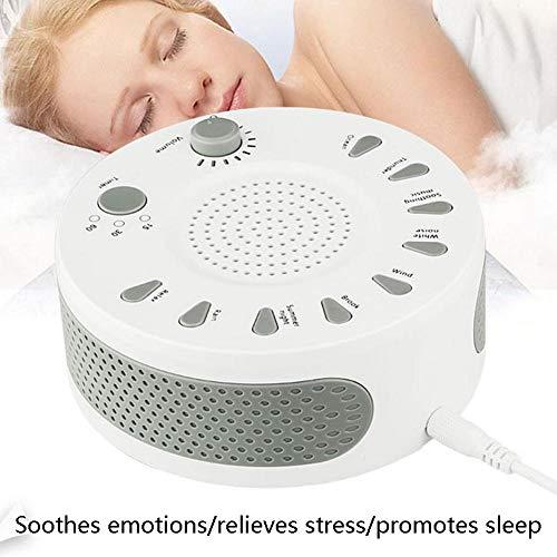timed music sleep instrument white noise machine for sleepin