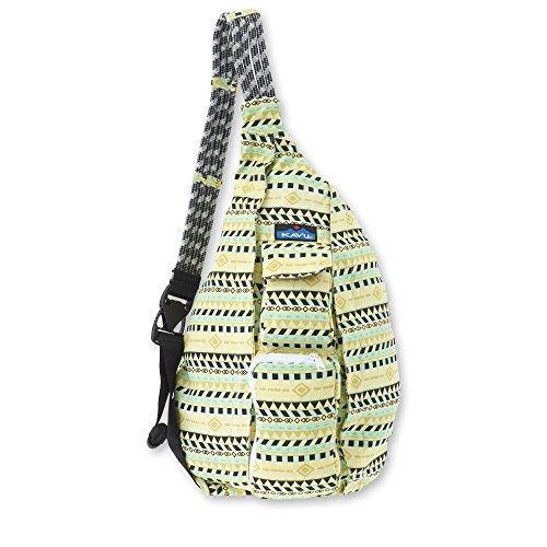 Sling Sack (KAVU Rope Bag, Gold Belt, One Size)