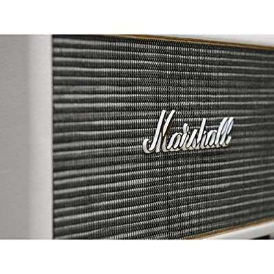 Marshall Stanmore Wireless Bluetooth Stereo Speaker System - Cream (Certified Refurbished)