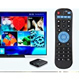SHENGMO IPTV S99X BOX 2GB RAM 16GB ROM WHIFT Bluetooth DVB-S2/T2/C Receptor Hybrid Tuner 3000 Live 20000 VOD European Ex-yu Adult Italy HOTXXX Channels package