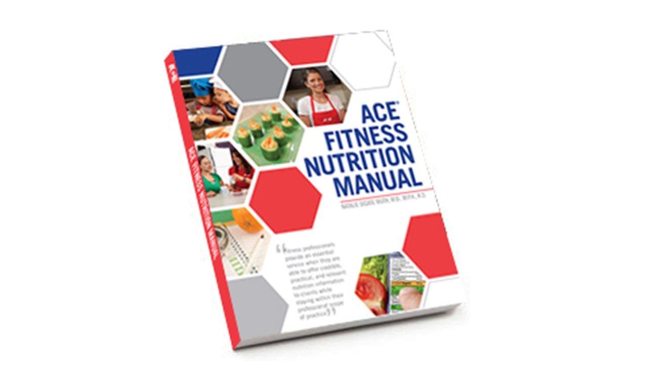 ACE Fitness Nutrition Manual: M.D., M.P.H., R.D. Natalie Digate Muth:  9781890720476: Amazon.com: Books