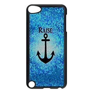 Custom Anchor Back For Iphone 4/4S Case Cover JNIPOD5-350