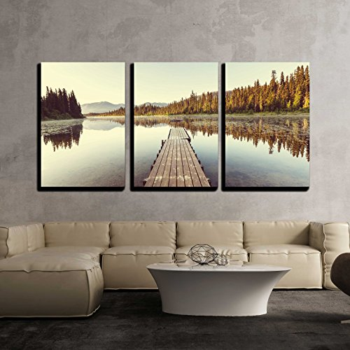 Lake x3 Panels