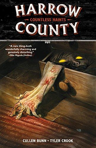 Harrow County Volume 1: Countless Haints]()