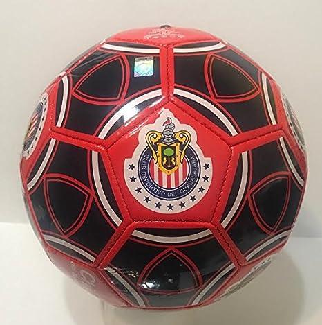 Chivas de Guadalajara balón de fútbol tamaño 5, Casa colores ...