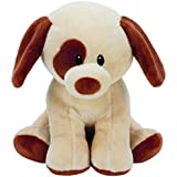 Bumpkin Brown Dog Baby Ty 8 inch - Stuffed Animal for Baby by Ty (31043)