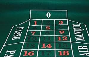Hot Games - tapete ruleta 100x150
