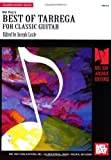 Best of Tarrega for Classic Guitar, Joseph Castle, 0786678119