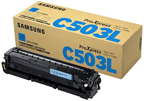 5k Pages Cyan Toner - 1