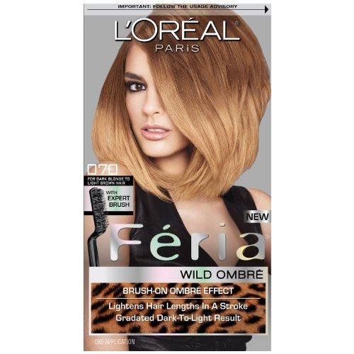 Elegant Feria Ombre Hair Color