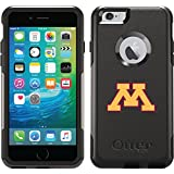 Coveroo Commuter Series Cell Phone Case for iPhone 6 Plus - Retail Packaging - Minnesota Yellow