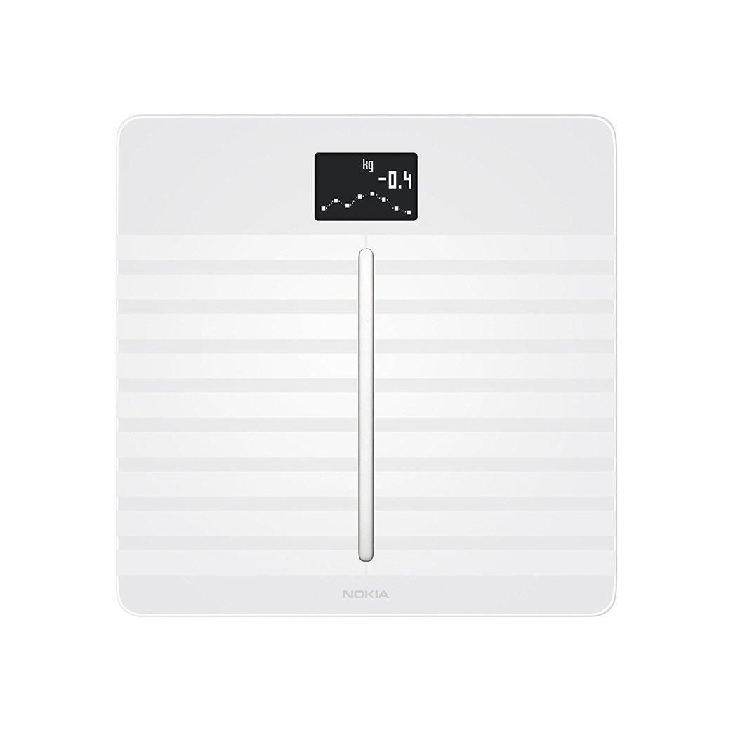 Nokia Body Cardio – Heart Health & Body Composition Wi-Fi Scale, White